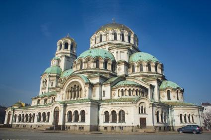 Domkyrkan i Sofia
