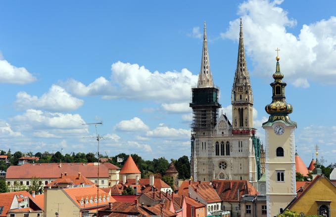Domkyrkan i Zagreb