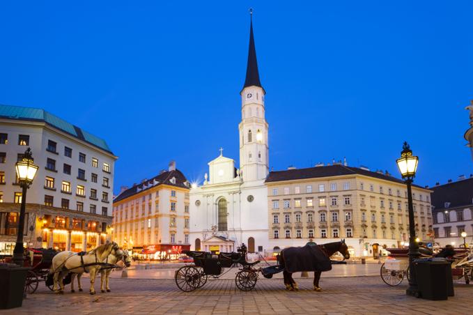 Drosktaxi i Wien