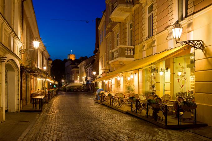 Gata i Vilnius