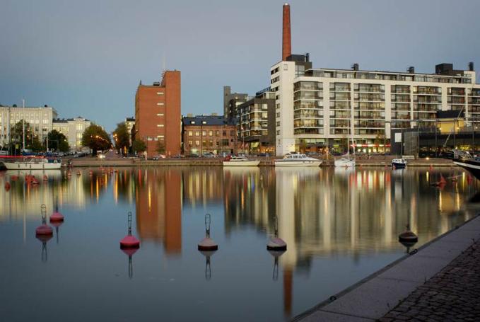 Hamnförloppet i Helsingfors