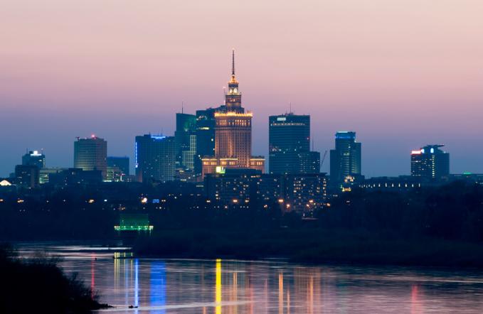 Kulturpalatset i Warszawa