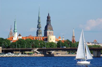 Rigas gamla stad