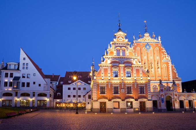 Rigas stadshus