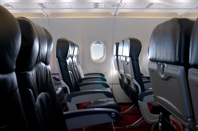 Stolar i lågprisflyg