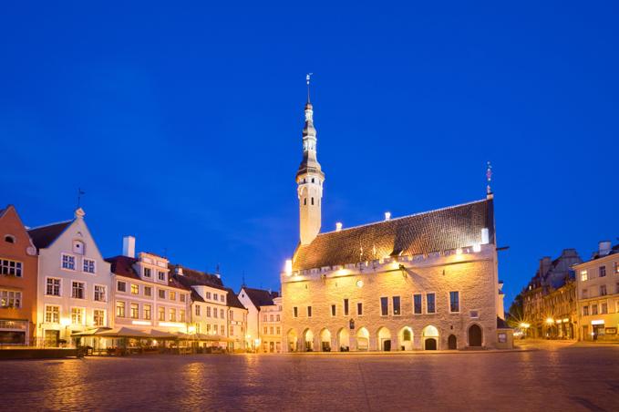 Tallinns gamla stad